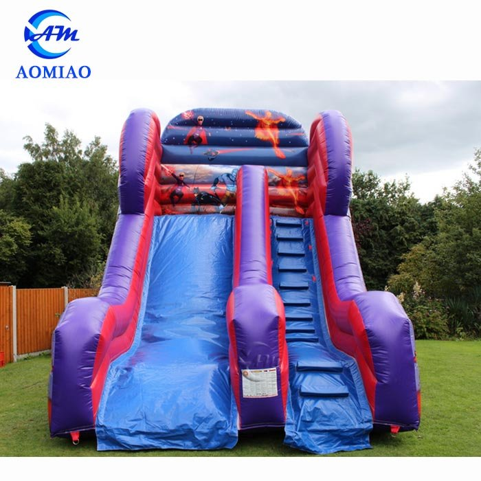 Best Water Slides For Backyard best water slides for backyard - sl1751 | inflatable double slip and